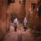 Abyaneh Village (Red Village) - Traveling to Iran