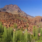Abyaneh Historical Village (Red Village) - Traveling to Iran