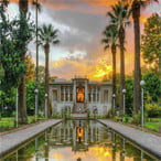 Afif Abad Garden (Bagh-e Afif Abad) - Shiraz 3 day sightseeing tour