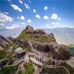 Qazvin Alamut castle - Best Iran budget tour