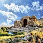 Palace of Ardashir - Shiraz sightseeing tour
