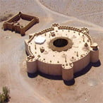 Caravanserai Zeinodin - Travel to Persia