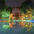Hasht Behesht Palace - Iran Group Tour