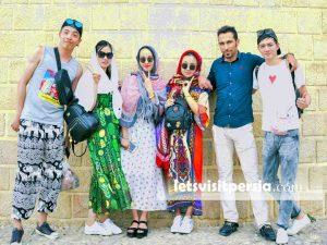 Iran Mysteries Tour