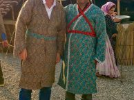 Iran Nomad Costume