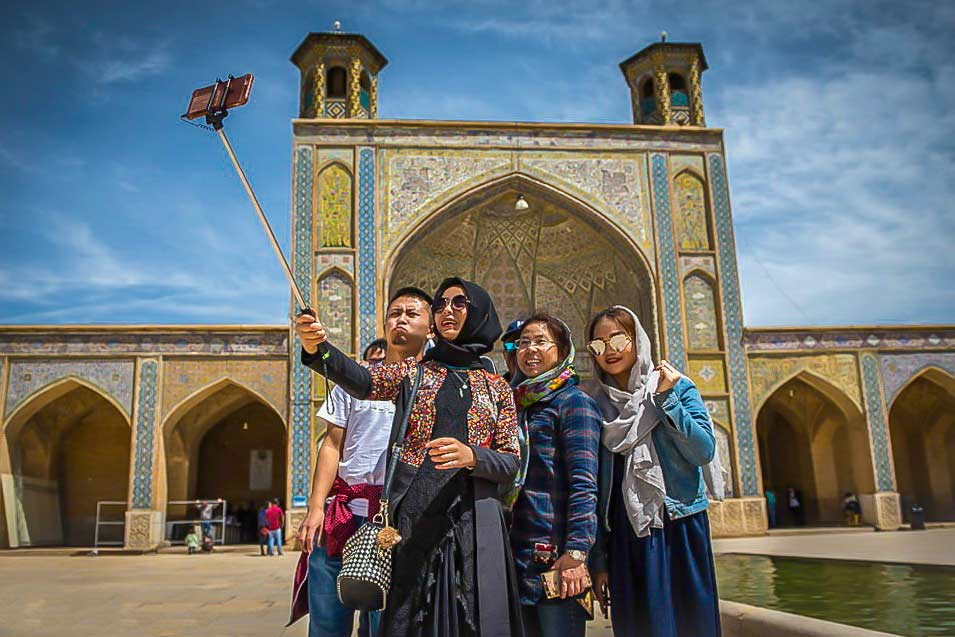 Iran Travel Package - Chinese tourists