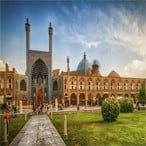 Esfahan City - Iran Budget Tour