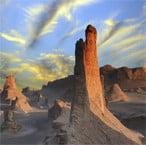 Shahdad Kerman Desert - Iran desert tpurs