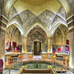 Vakil bathhouse (Hamam-e Vakil) - Shiraz 3 day sightseeing tour