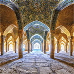 Karimkhan Mosque - Iran Mysteries Tour