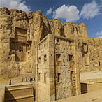 Necropolis (Naqsh-e Rostam) - Iran Mysteries Tour Package