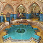 Qajar Bathhouse - Iran travel guide