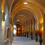 Saad-al Saltaneh Caravanserai - Iran travel guide