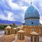 Shah Nematollah Vali Shrine - Visit Iran in 22 Days