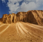 Shahdad Desert - Travel to Iran