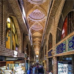 Tehran Grand Bazaar - Iran top tourist attractions