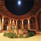 Zeinodin Caravanserai - Travel to Persia
