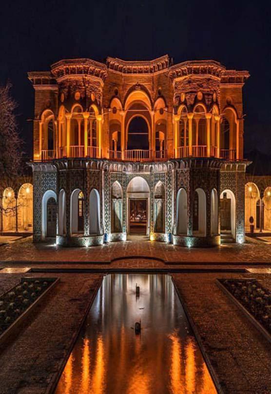 Shahzadeh Mahan Garden - Kerman