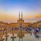 Amir Chakhmagh Square in Yazd - Iran classical tour
