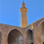 Jameh Mosque of Nain - Iran classical tour