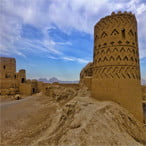 Narin Castle in Meybod - Iran classical tour