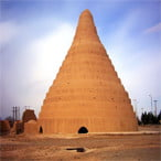 Yakhchal (Ice house) in Meybod - Iran classical tour