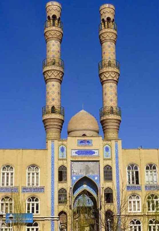 Tabriz Jame Mosque - Tabriz