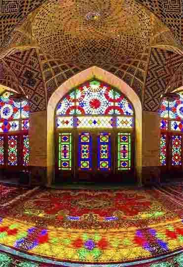 Nasir-ol Molk Mosque - Shiraz