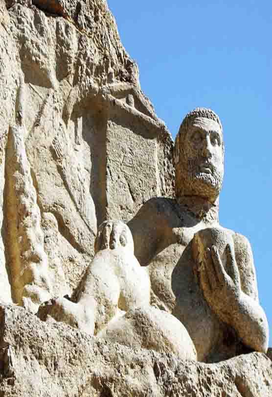 Statue of Hercules - Kermanshah