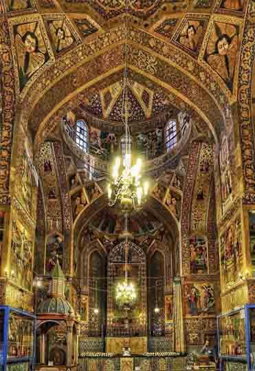 Vank Cathedral - Esfahan