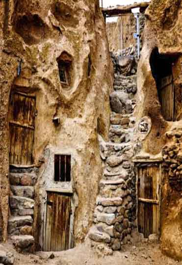 Kandovan Village - Iran Destinations