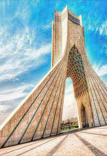 Azadi Tower - Tehran