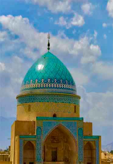 Yazd Historical City - Letsvisitpersia