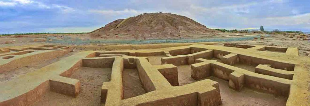 Konar Sandal Ziggurat