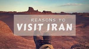 Reasons to visit Iran