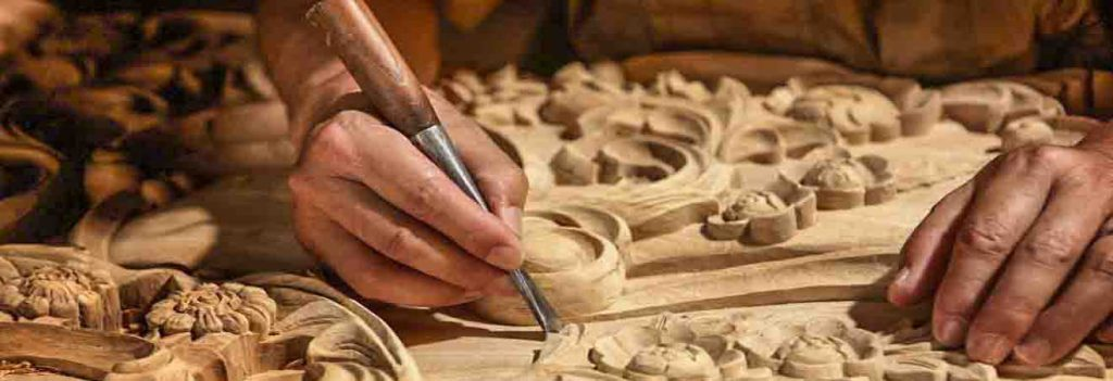 Woodcarving - Abadeh