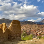 Abyaneh Castle