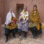 Abyaneh locals- Iran Highlights Tour by Letsvisitpersia