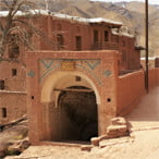 Abyaneh Water Reservoir - Kashan sightseeing tour