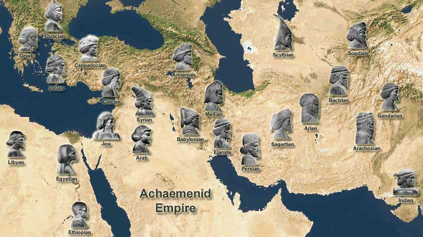 Achaemenid-Empire