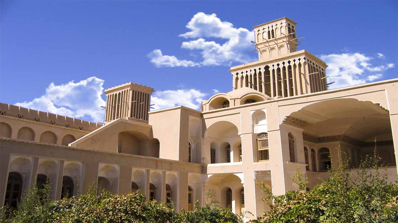 Aqa Zadeh Mansion