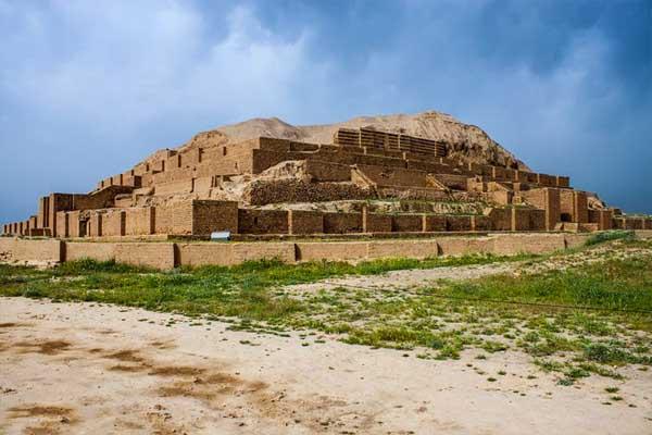 Chogha Zanbil - UNESCO site in Iran