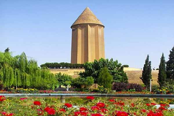 Gonbad-e Qābus - UNESCO site in Iran