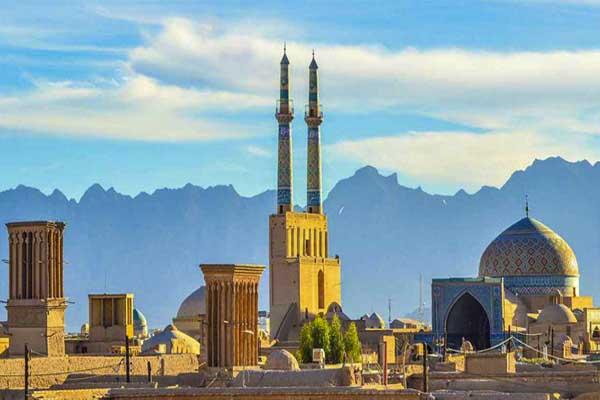 Historic City of Yazd - UNESCO site in Iran