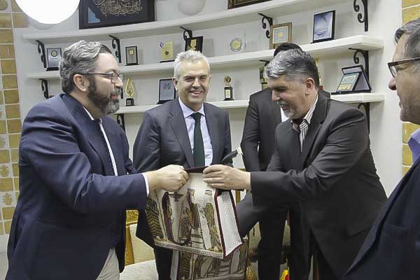Iran and Spain Agritourism Ties
