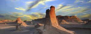 Kalout - Shahdad Desert - Kerman city