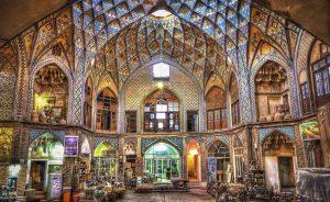 Kashan Bazaar
