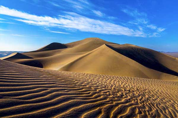 Lut Desert - UNESCO site in Iran