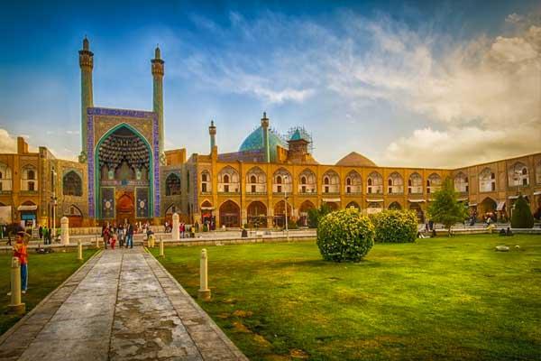 Meidan Emam, Esfahan - UNESCO site in Iran