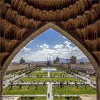 Naqsh-e Jahan Square - Iran Private Tour